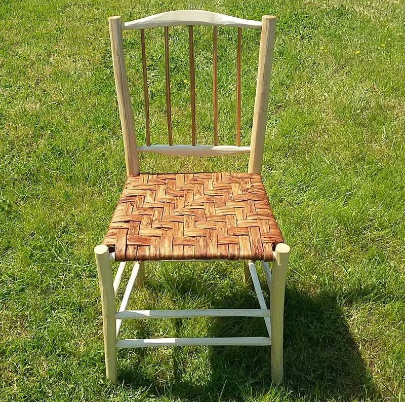Matt Hatter Green Woodworker Handmade in Herefordshire Sustainable Sources Frame Chairs